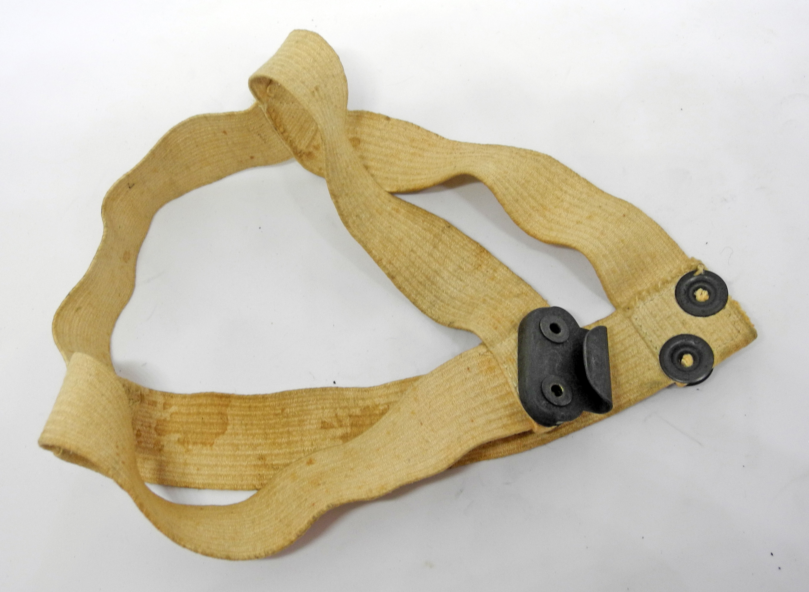 AAF oxygen mask harness