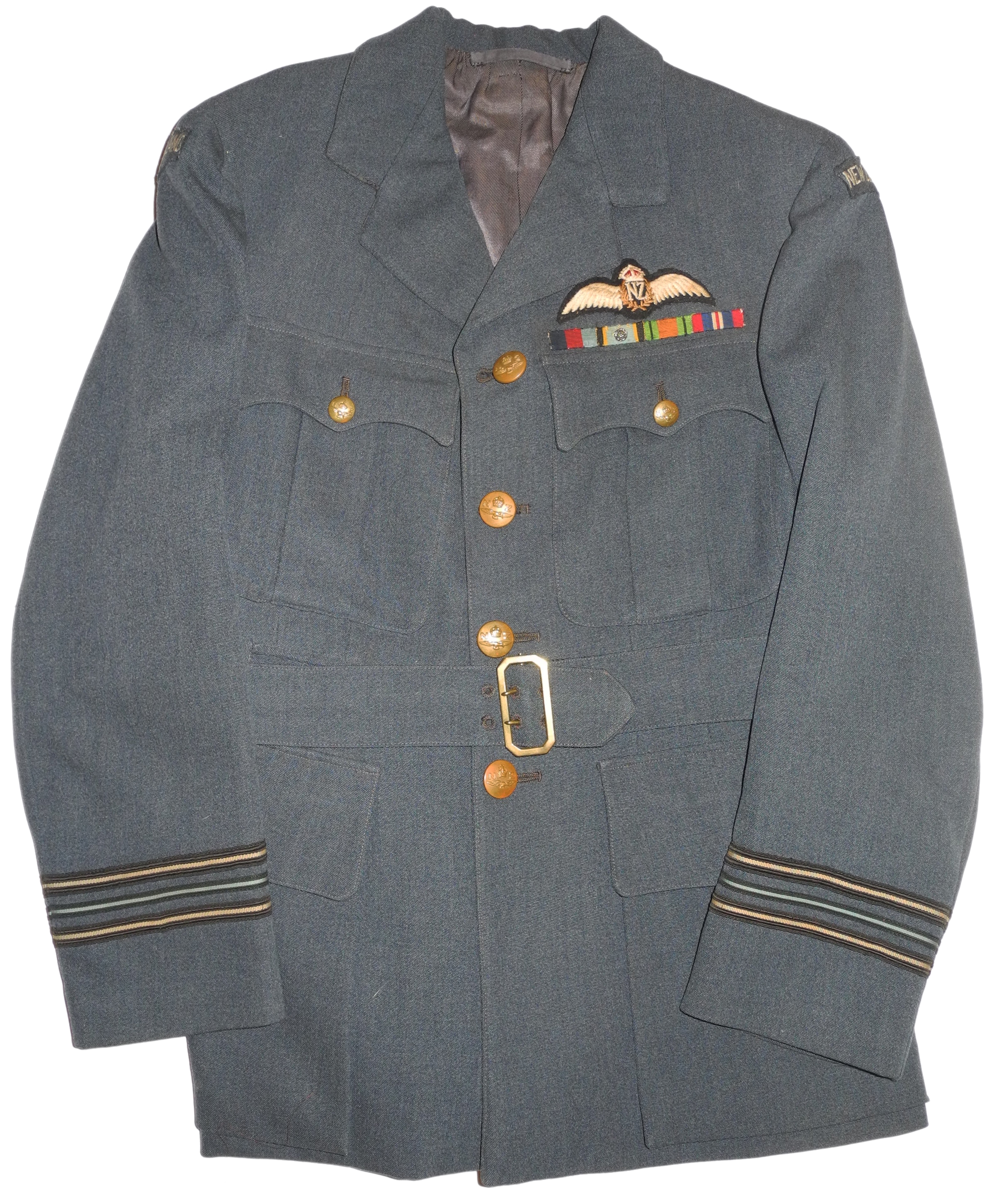 RNZAF officer's SD tunicN4640