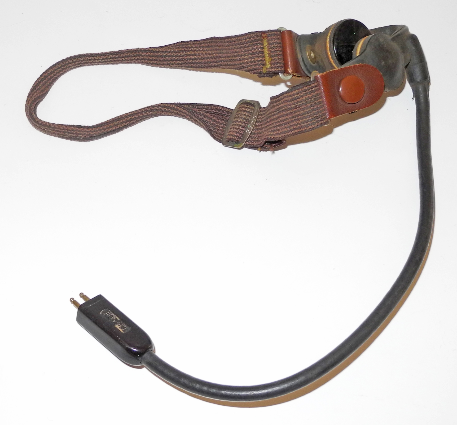 AAF T-30-S Throat Microphone