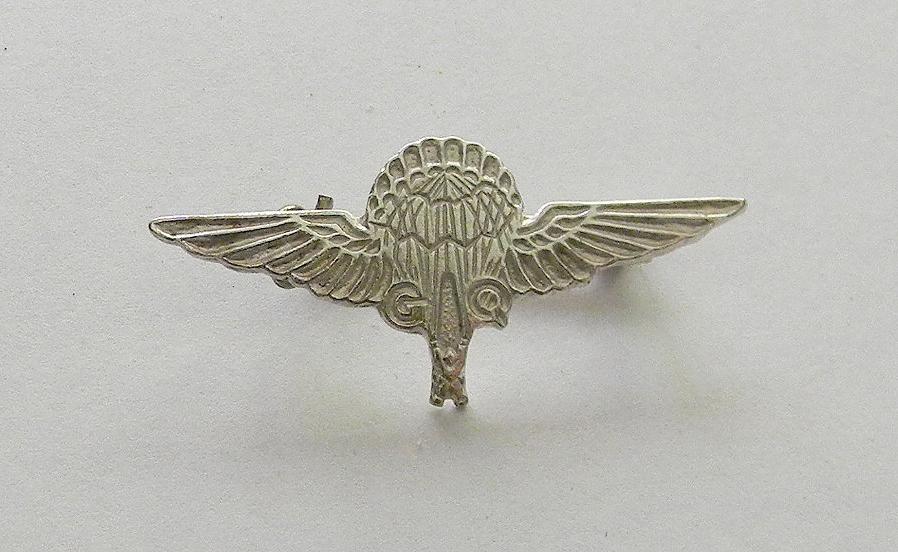 GQ Parachute pin