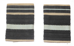 KD service dress rank slides for Air Vice Marshal