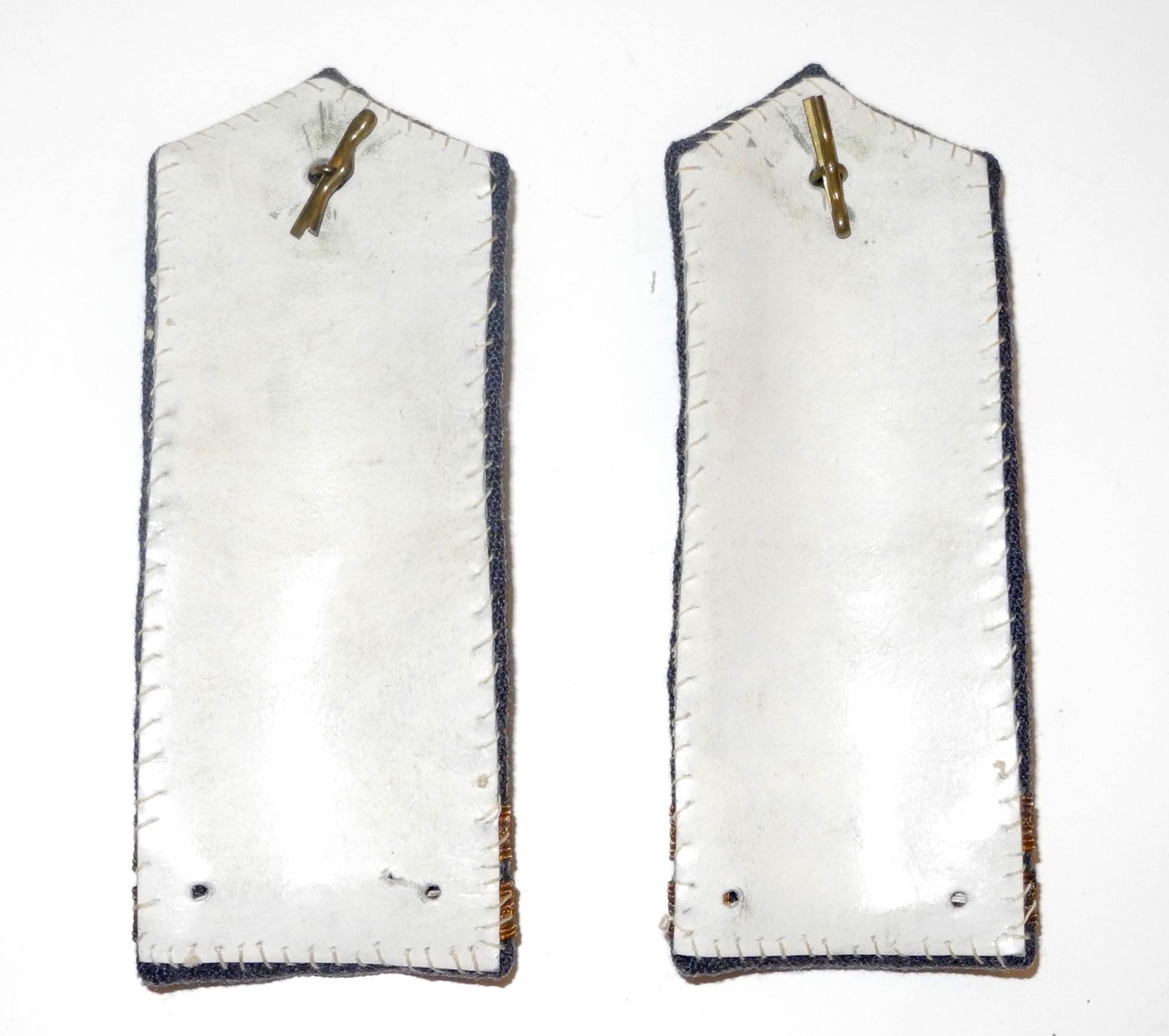 RAF full dress shoulder boards