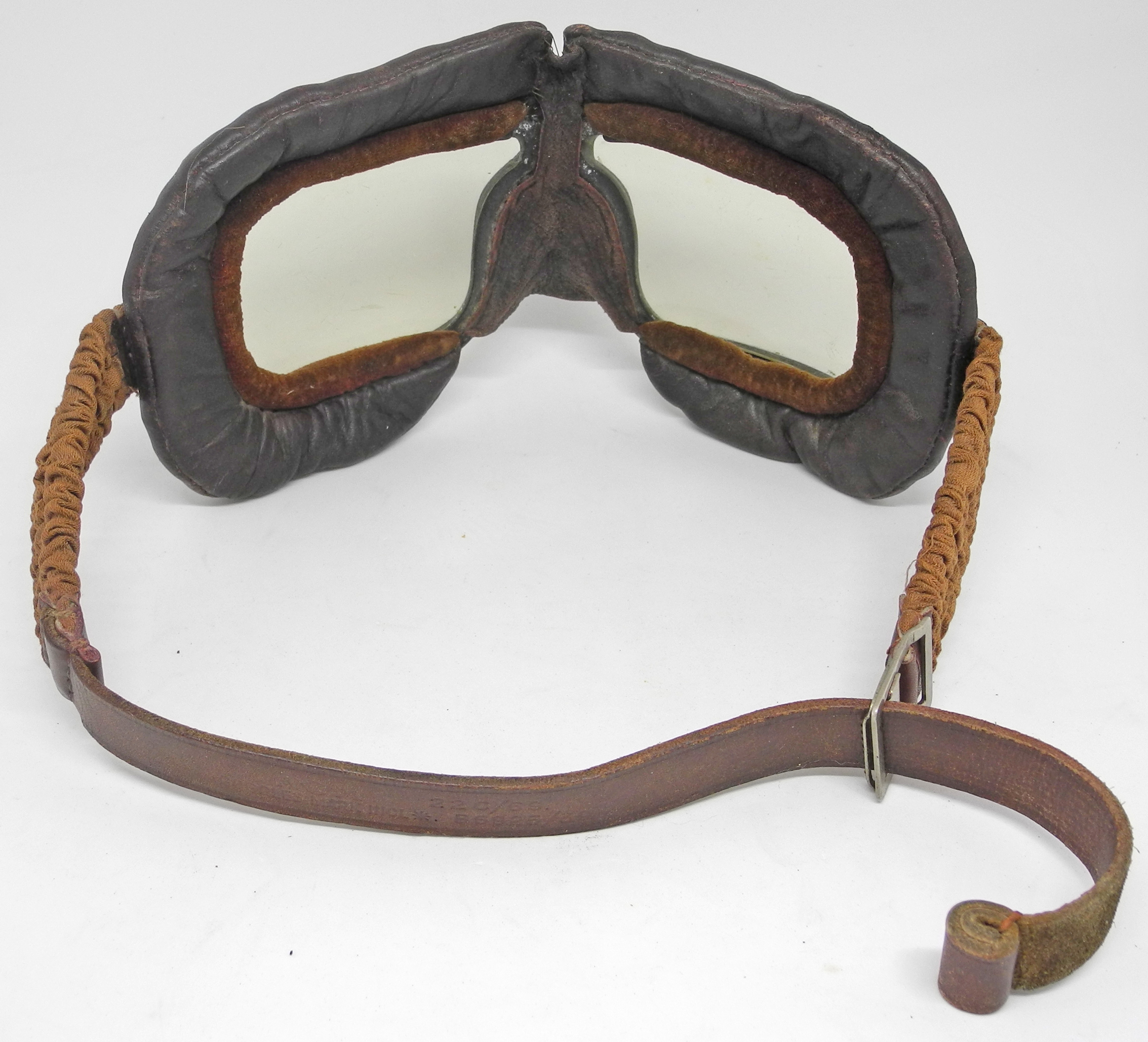 RAF Mk III flying goggles