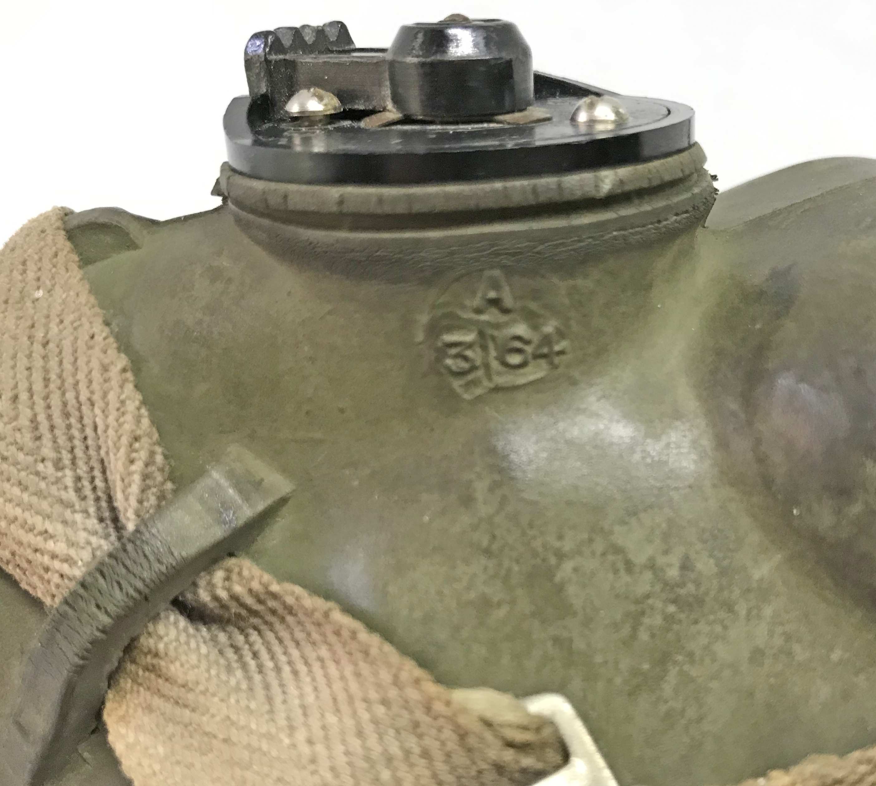 RAF Type H oxygen mask dated 1964G_5261