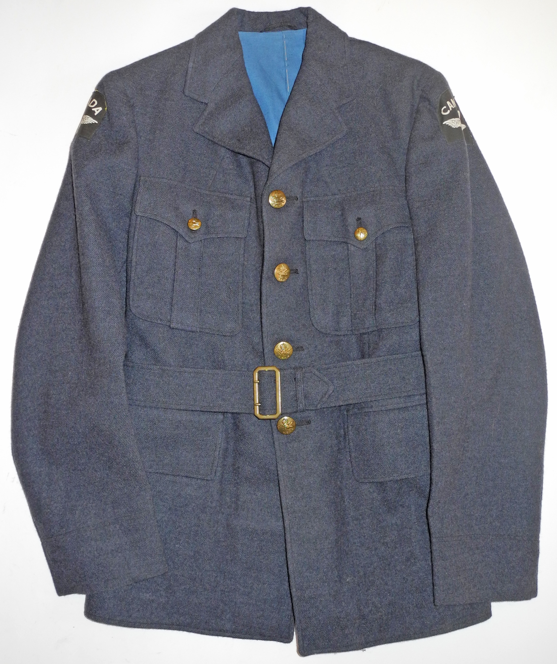 RCAF Other Ranks tunic dated 1942