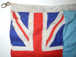 "RAF ensign ""duster"" ASR launch"