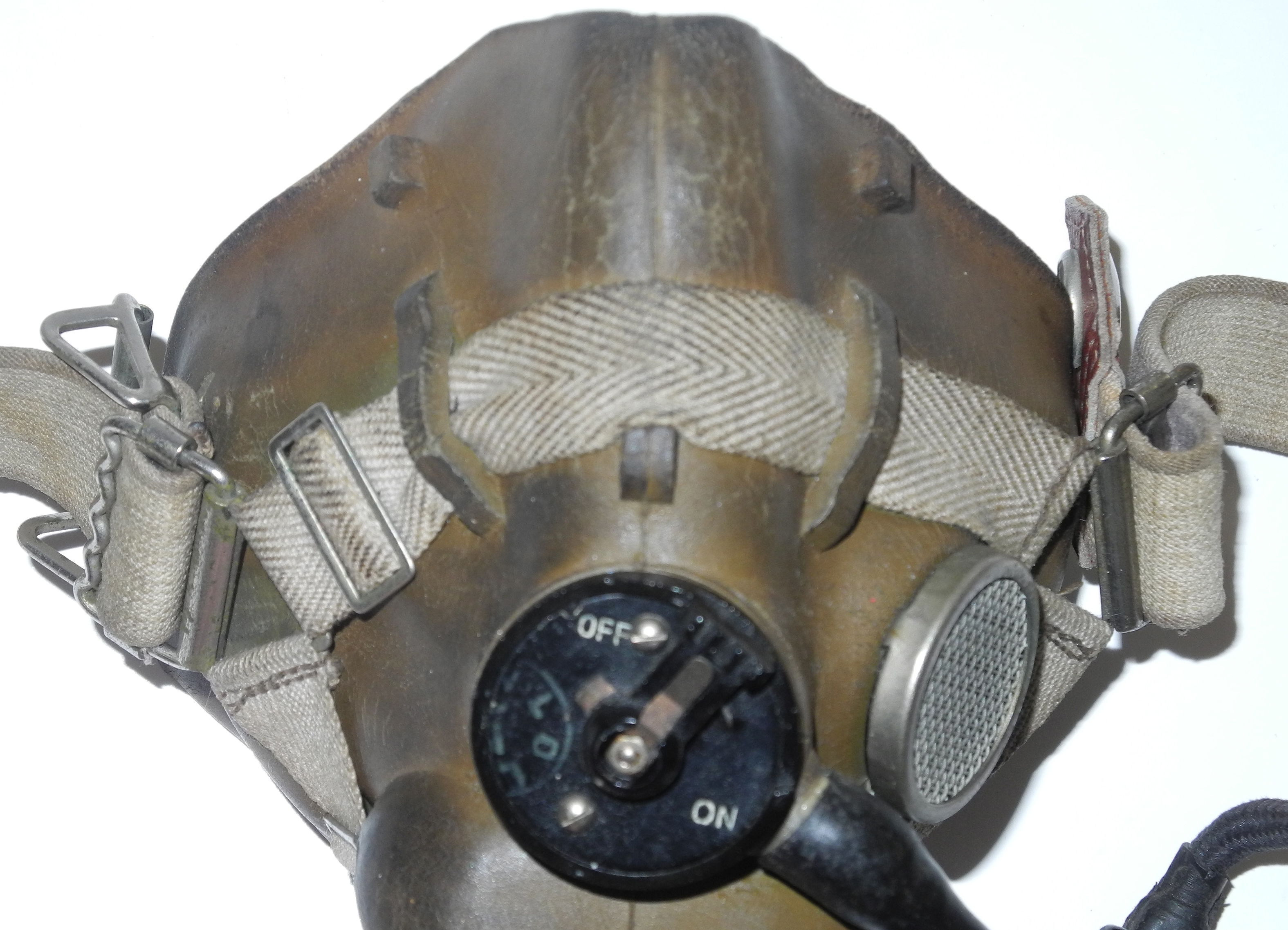 RAF Type H Oxygen Mask dated 1955