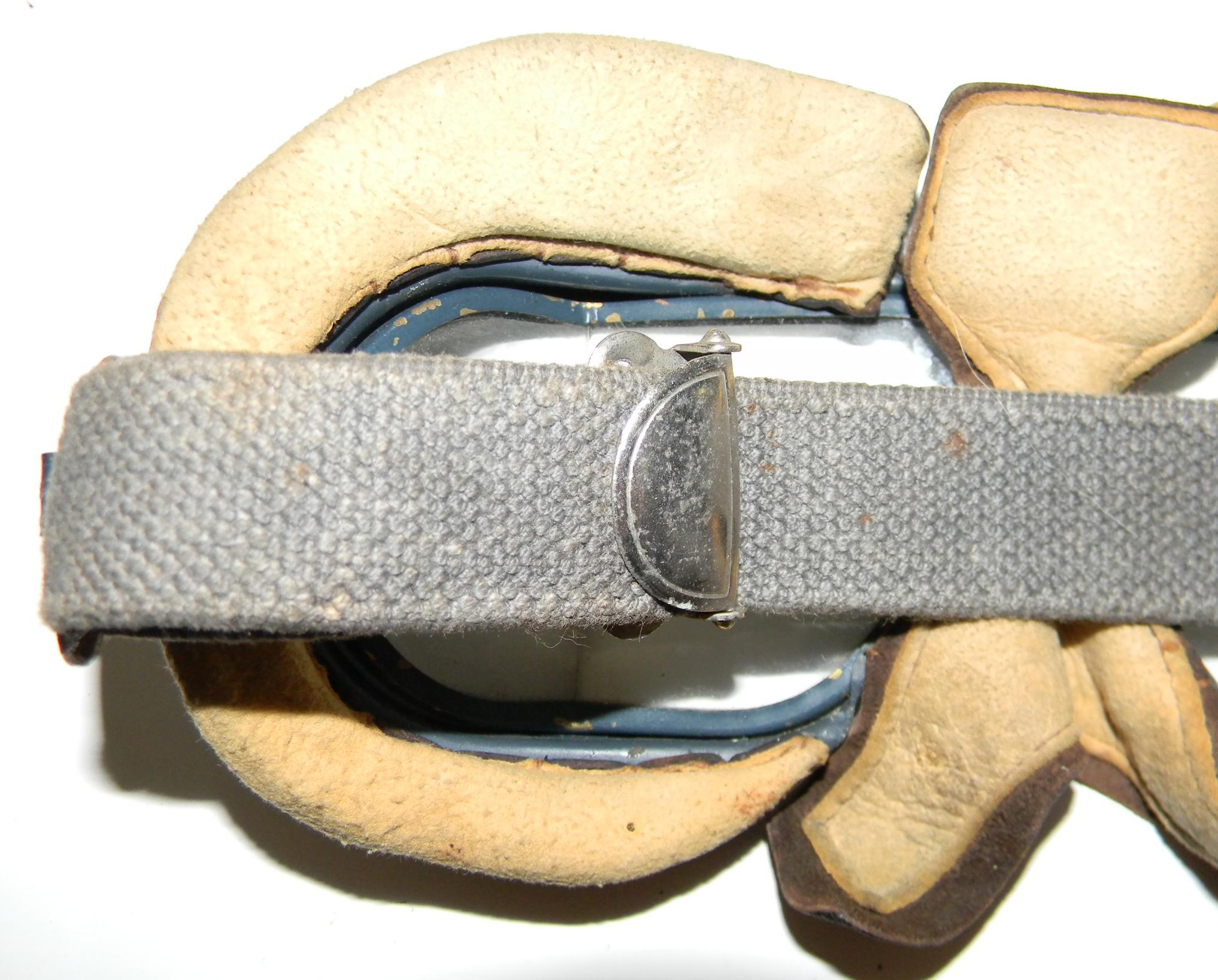 RAF Mk VII goggles cut down