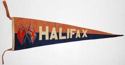 Halifax, Canada pennant