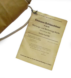LW Einmannschlauchboot MINT history