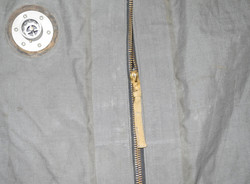RAF Pressure Jerkin  for Type J and M oxygen mask, dated 1956