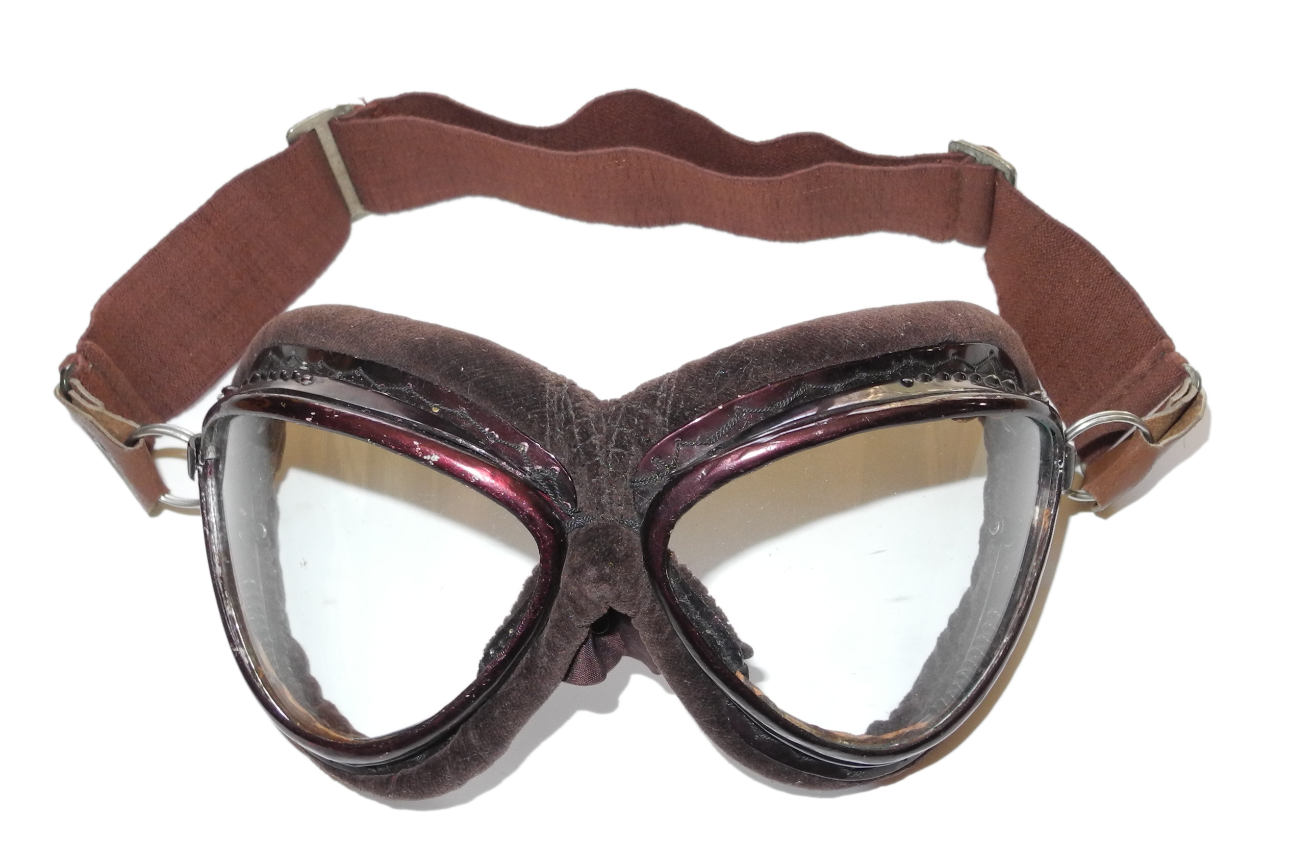 Japanese Navy flying goggles