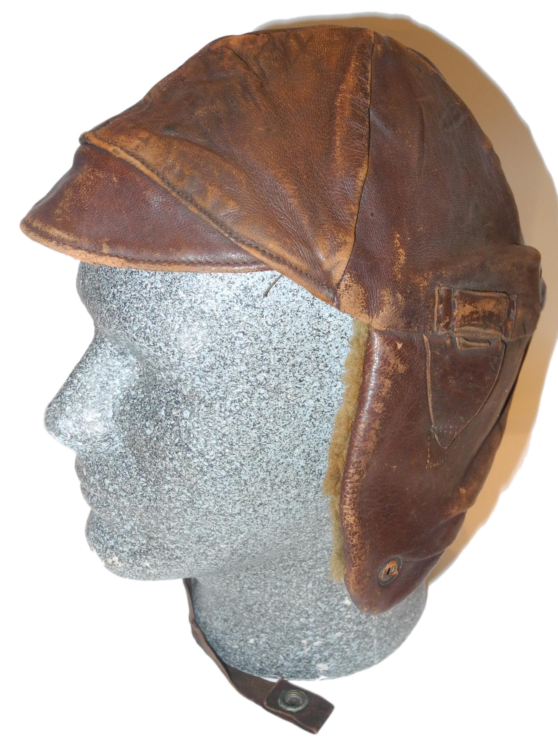 WWI US Air Service helmet