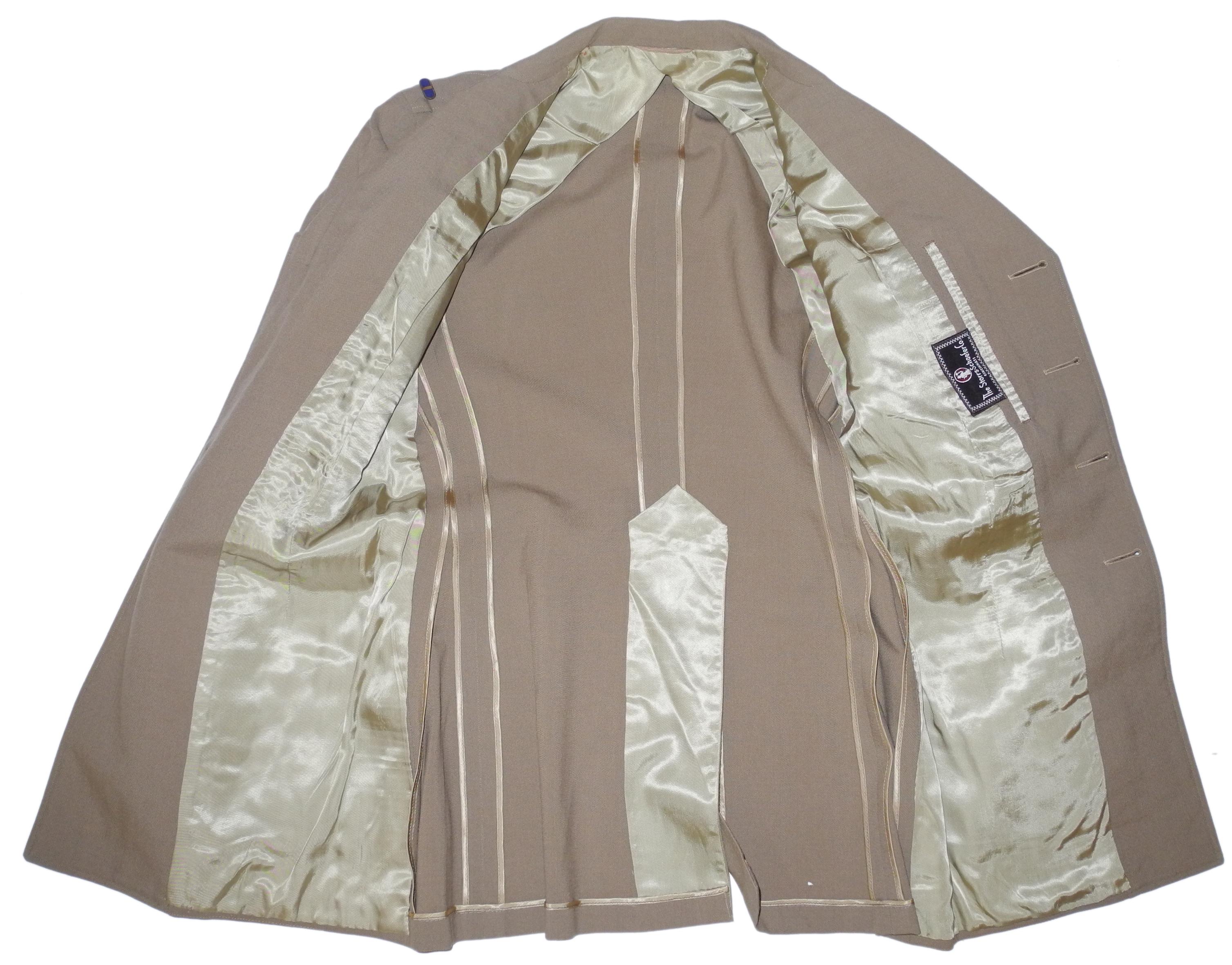 AAF ATC officer's summer 4-pocket tunic8774