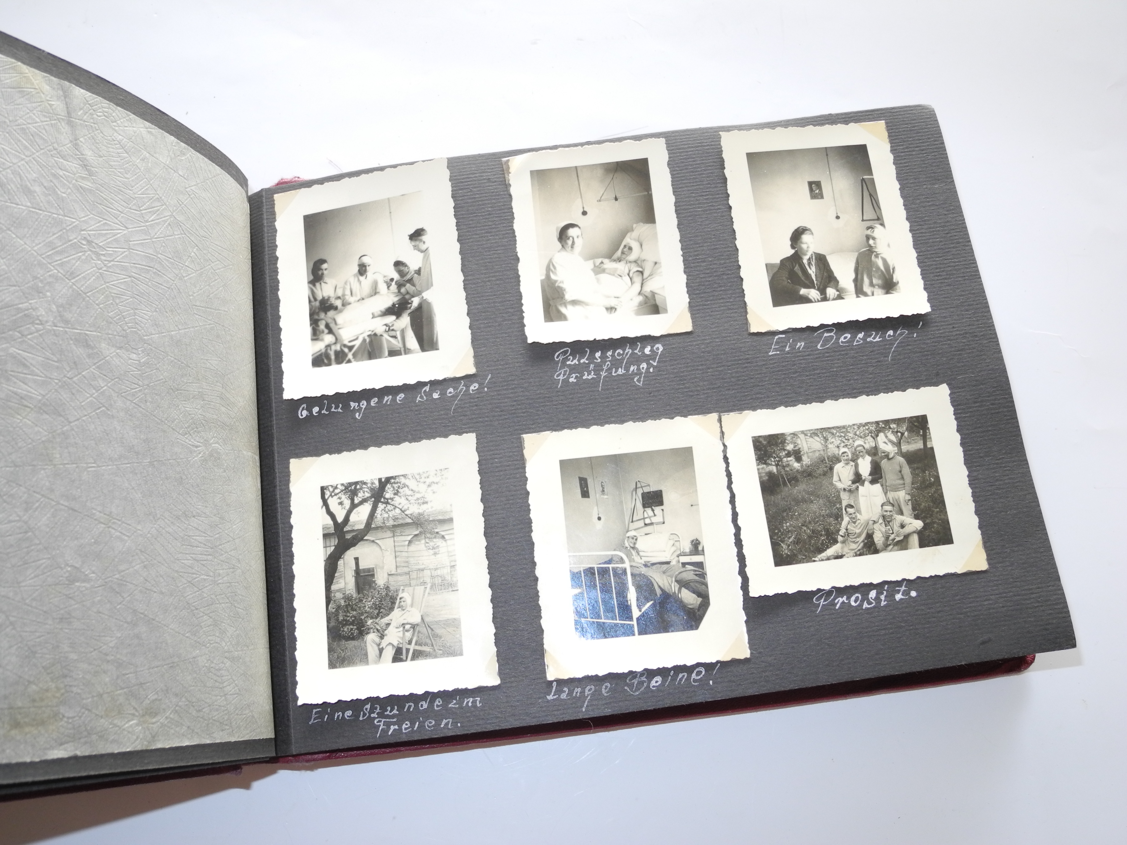 Luftwaffe photo album Ju87/He111