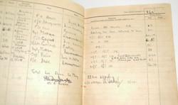 RAF Air Gunner log book grouping