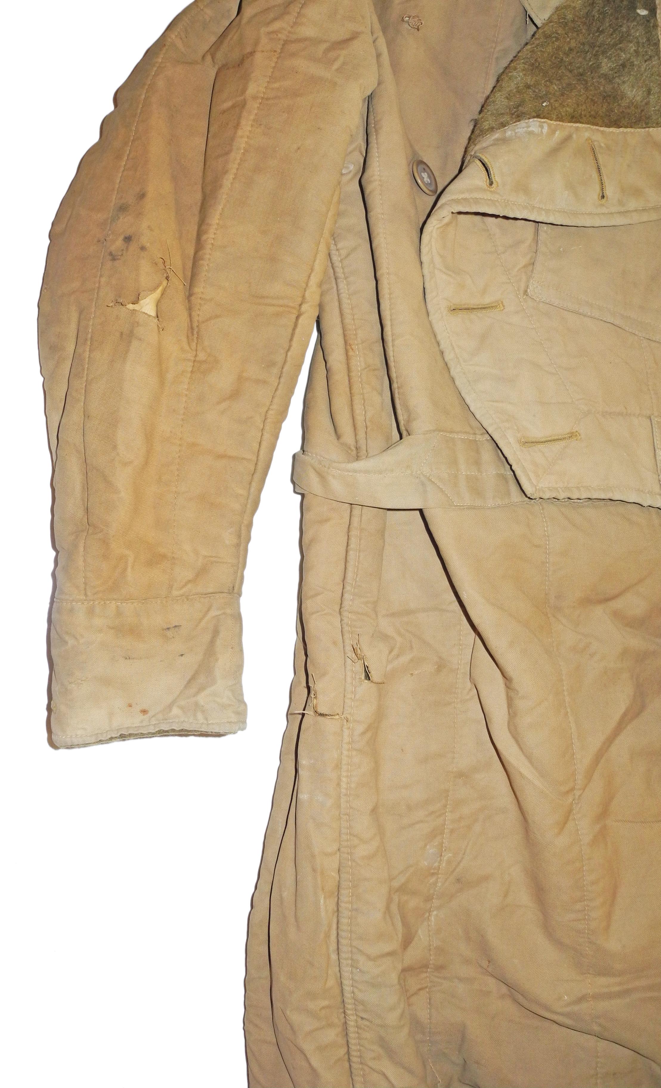 WWI RFC Sidcot Suit67