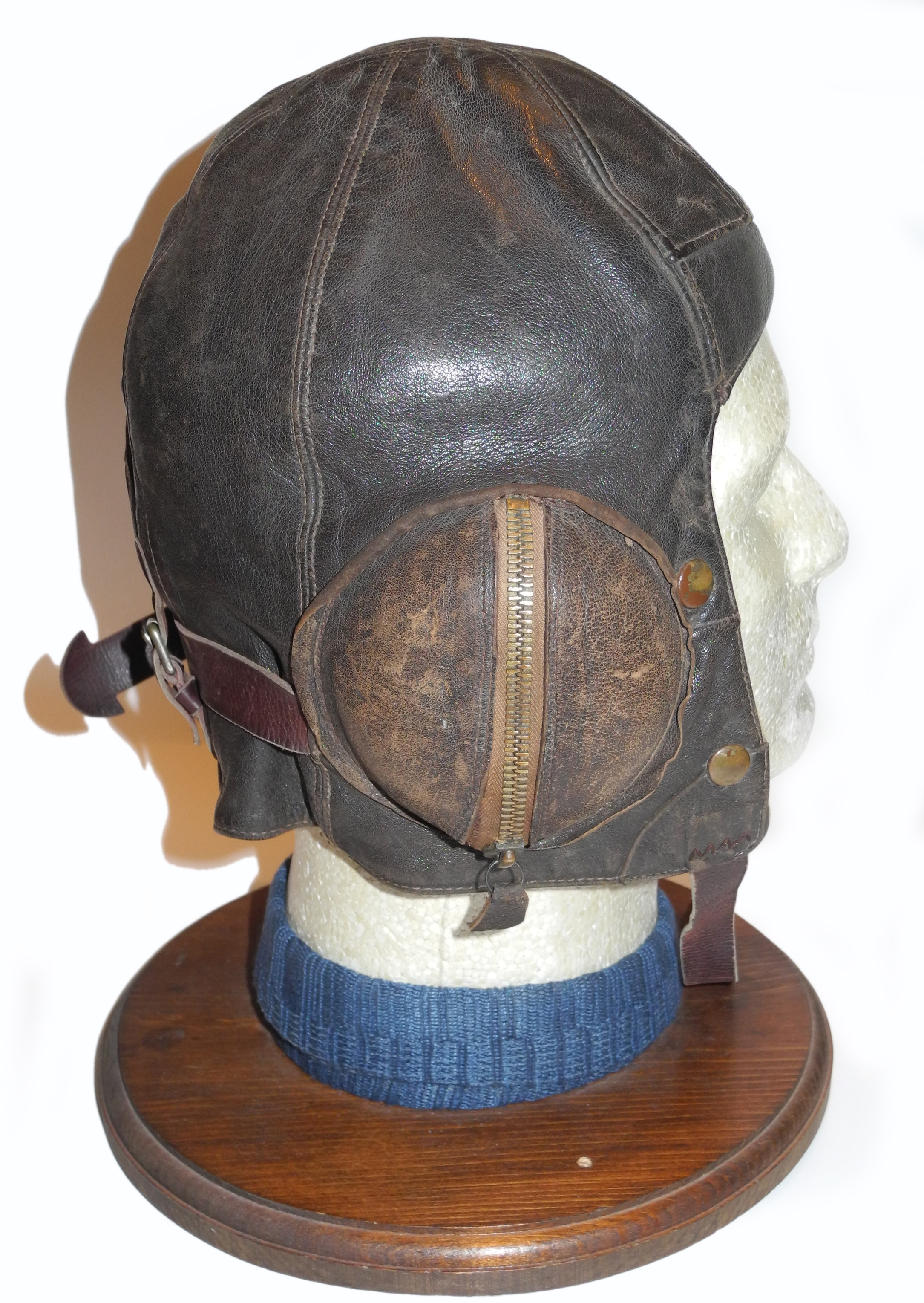 RAF Type B helmet with ID