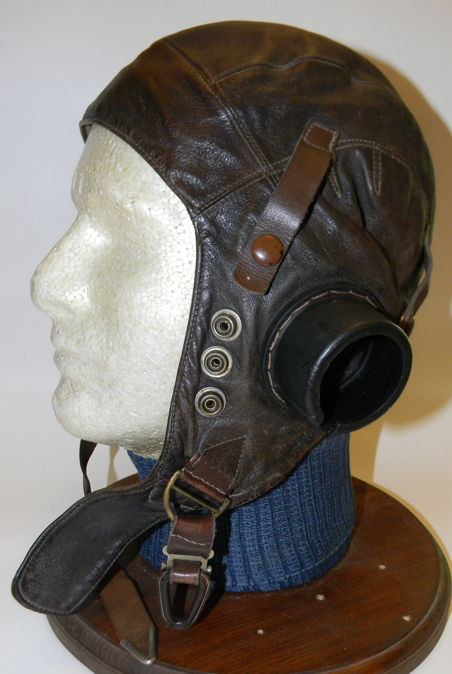 RAF early Type C helmet size 4