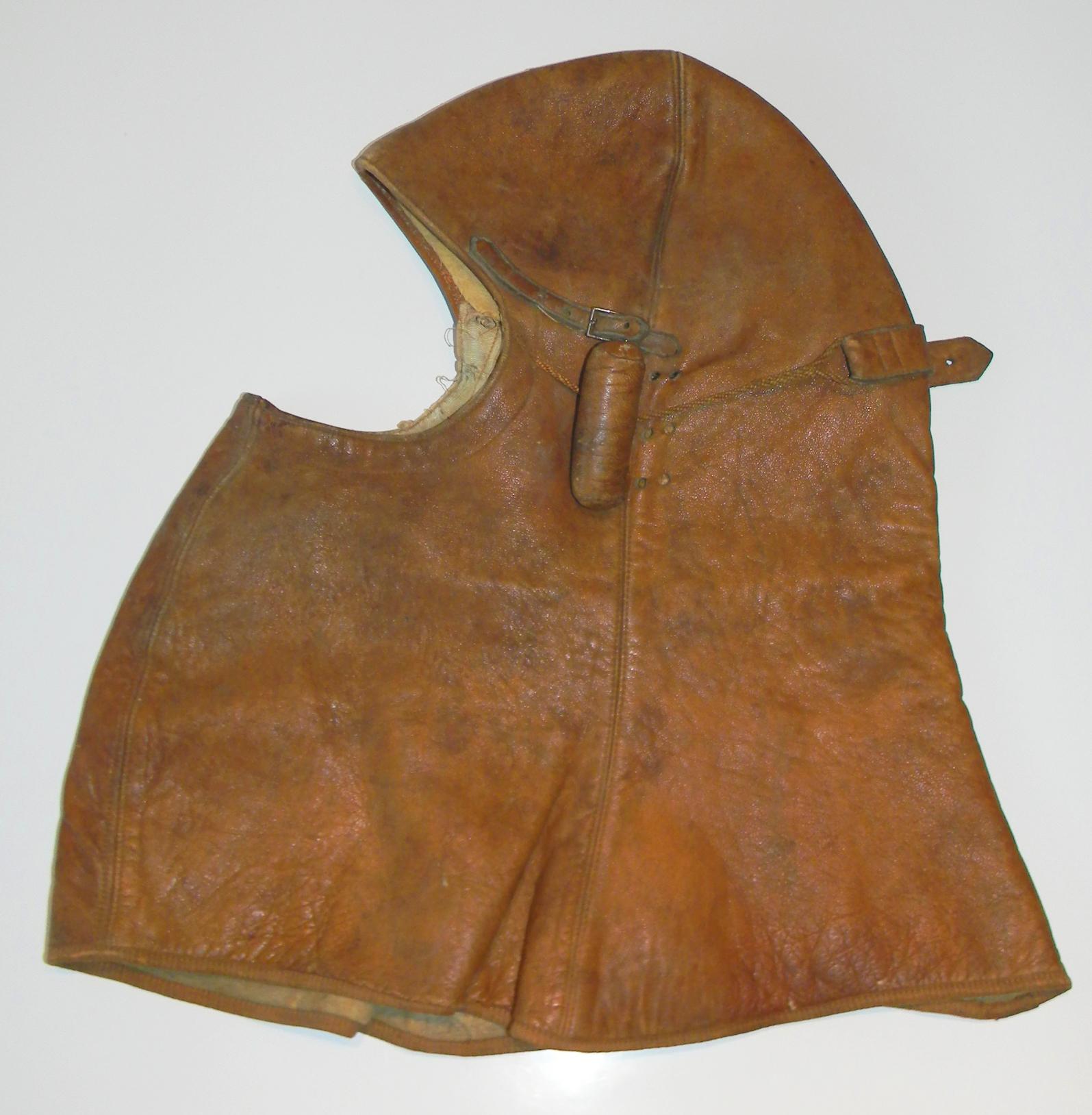RFC cowl helmet