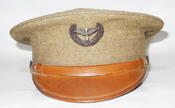 WWI US Air Service aviation cadet visor cap