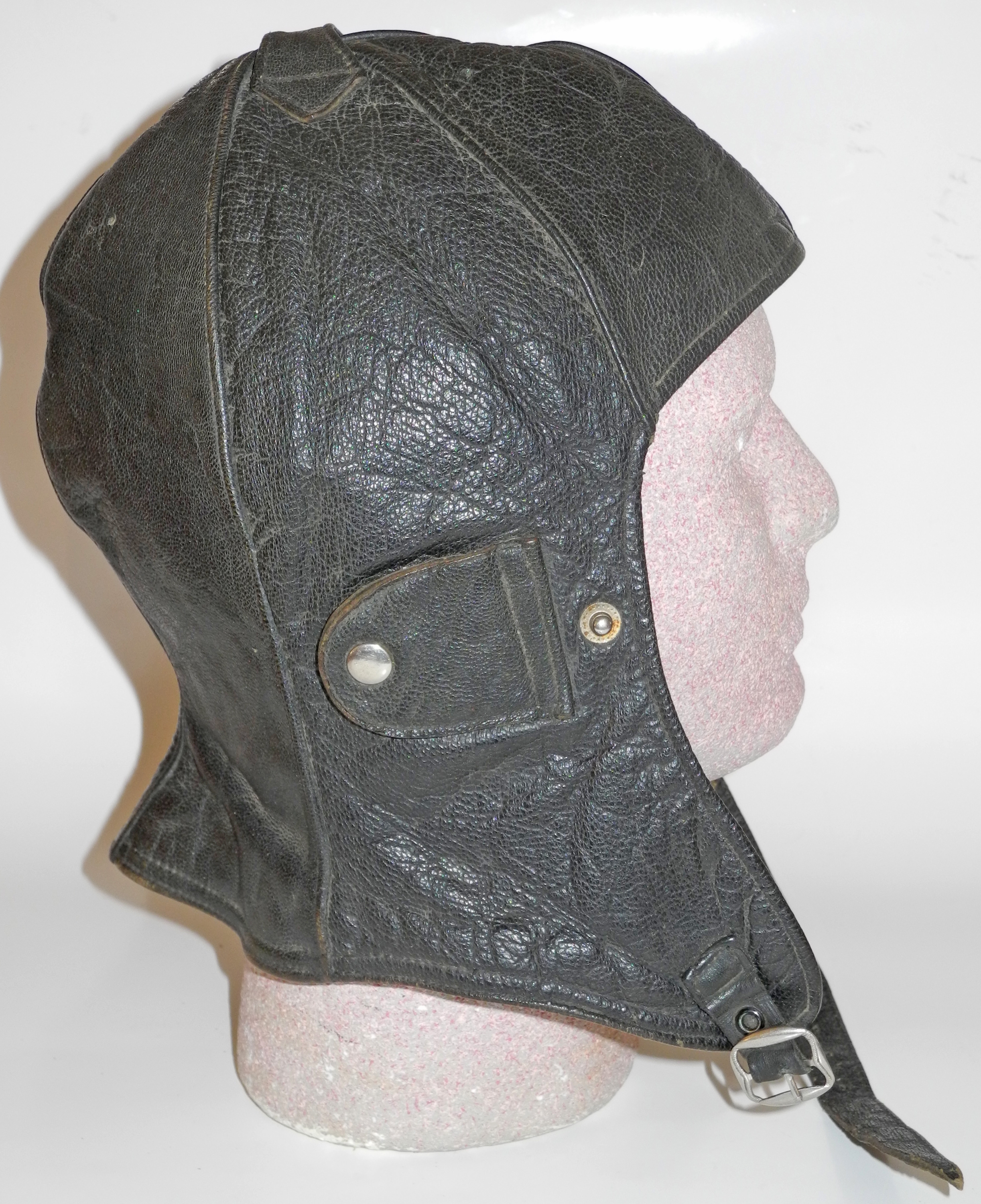 Imperial German flying helmet