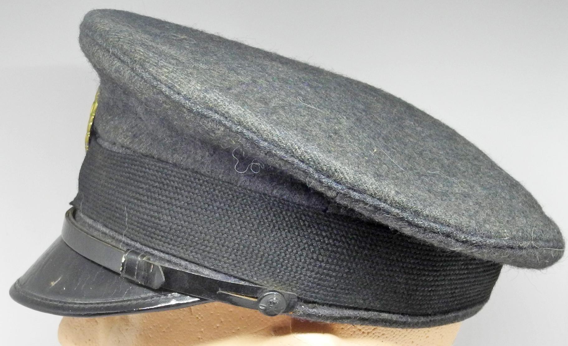 RAF Other Ranks visor cap 1939