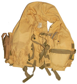 RAF 1941 Pattern life vest COMPLETE