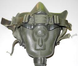 USAF MS22001 oxygen mask