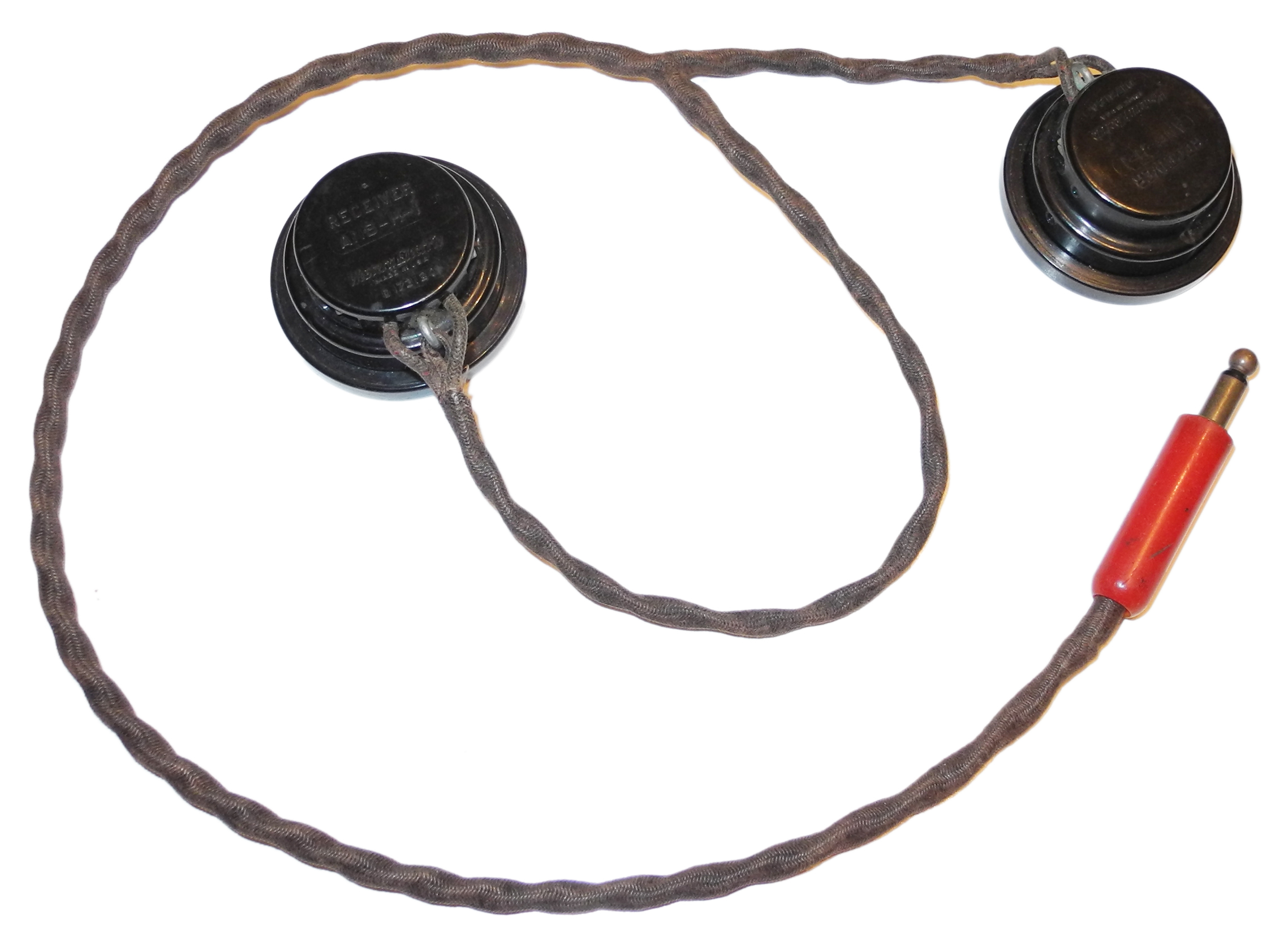 AAF receivers cord and plug $165