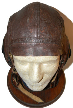 Early AAF Type A-11A flight helmet