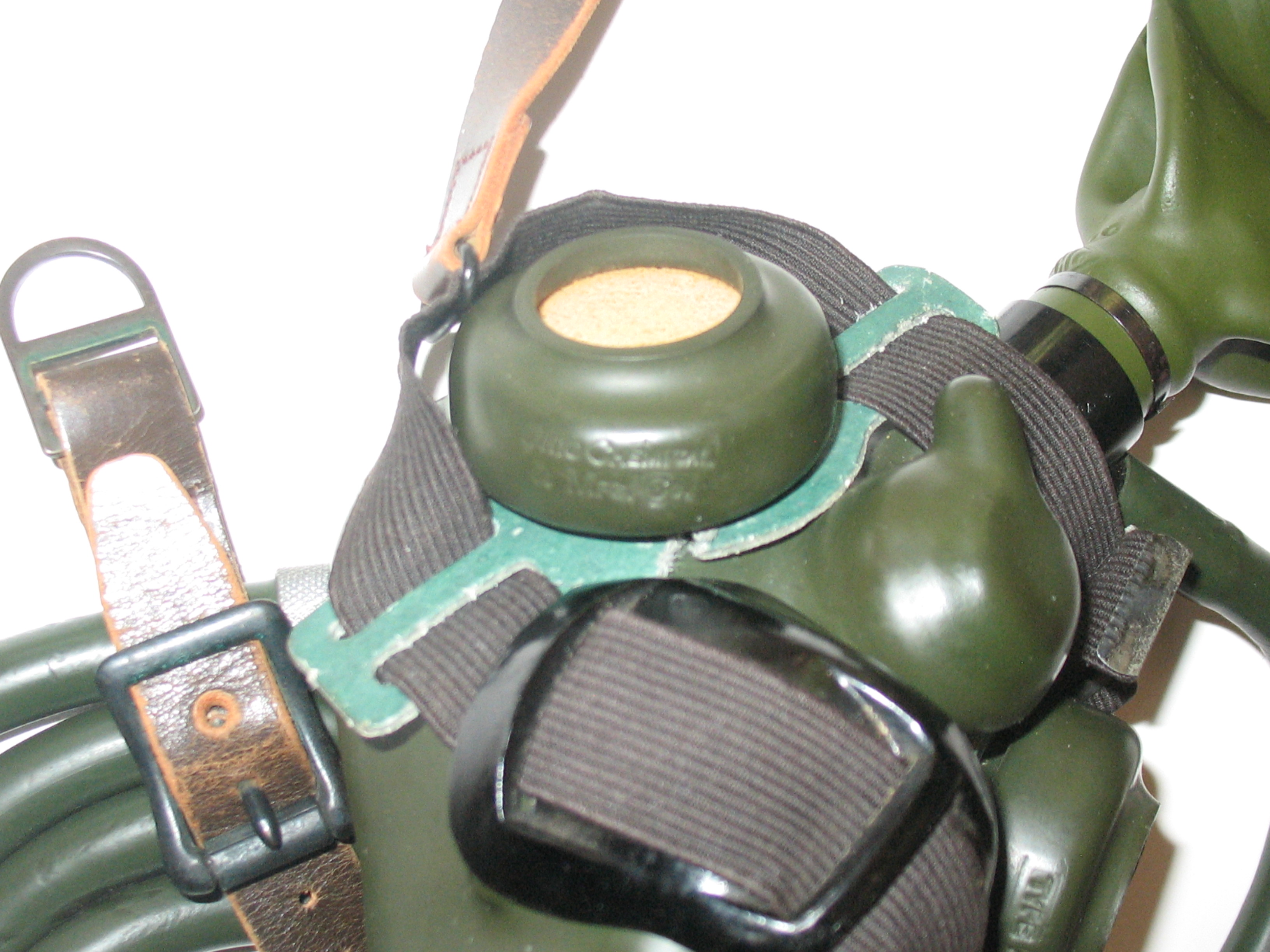 AAF A-8B mask + original bladder