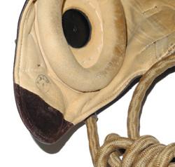 RAF Type C flying helmet - wired