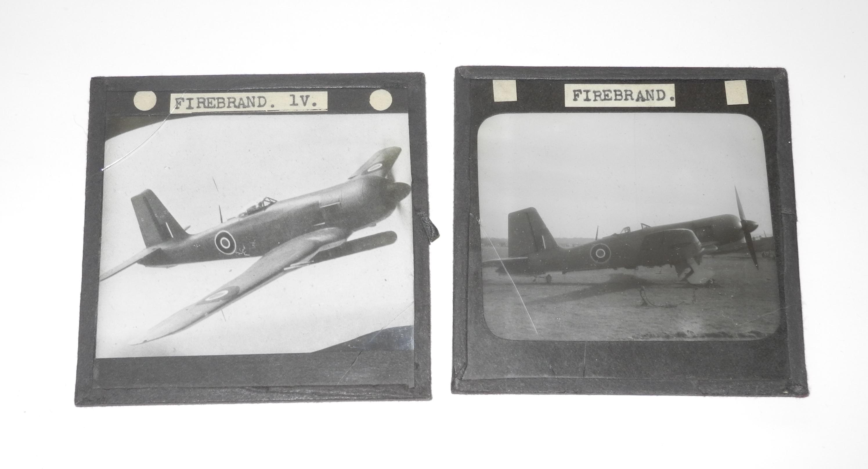 RAF aircraft recognition slides