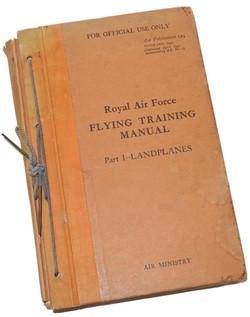 RAF A129 Flying Training Manual 1940