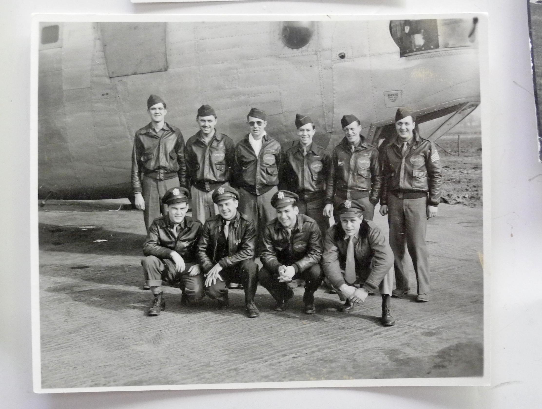 WWII AAF original photos