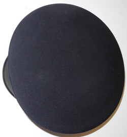 Pre-WWII French Air Force officer's (major's) cap