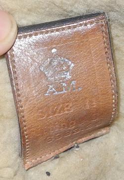 RAF 1936 patt. boots size 11