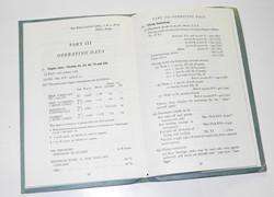 RAF Pilot's Notes Spitfire IX