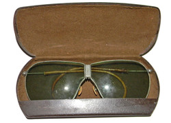 US Army Air Corps D-1 flying goggles