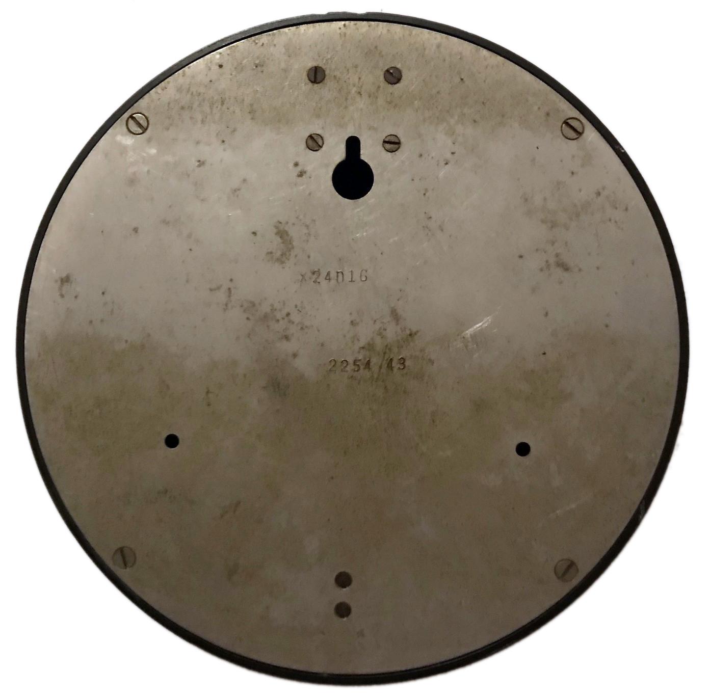 1943 dated RAF wall clockIMG_2652