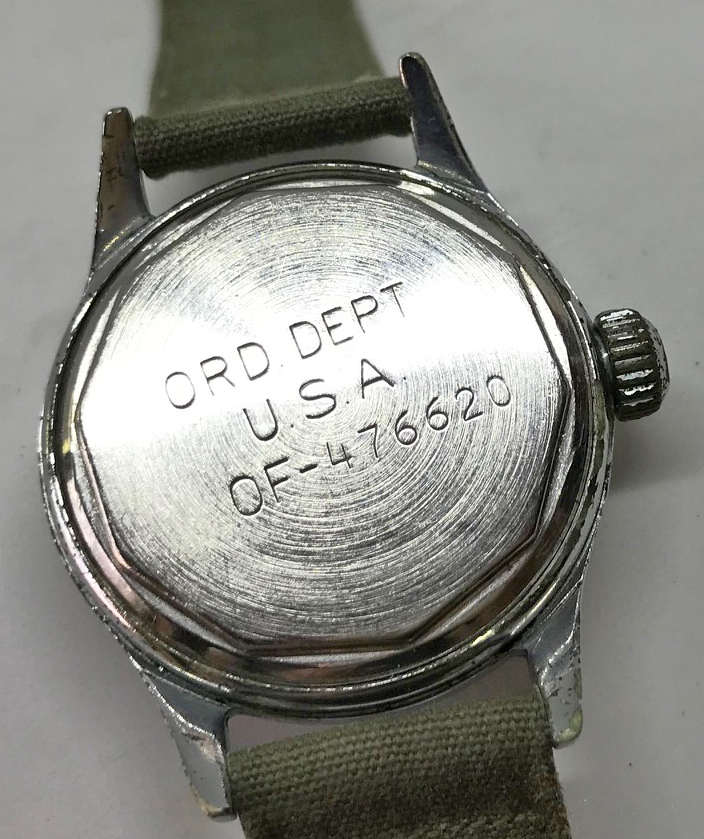 US Ord Dept watch OF476620