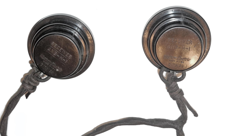 AAF HS-38 headset ANB-H-1