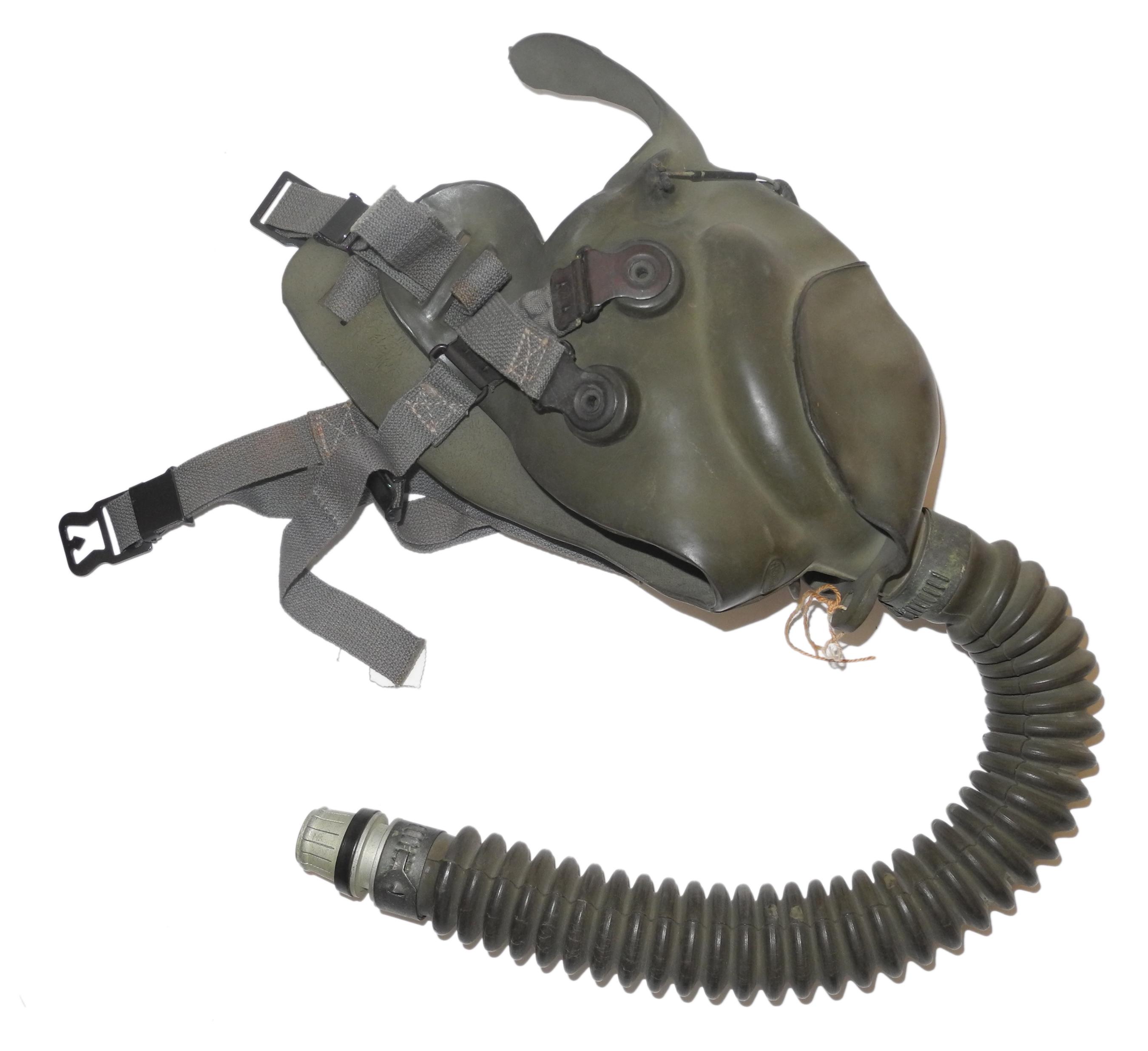 AAF A-10 Standard Oxygen mask