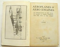 Aeroplanes and Aero Engines