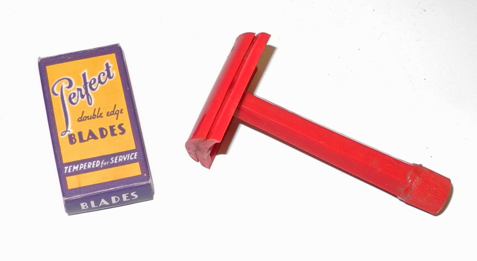 AAF C-1 kit razor + blades