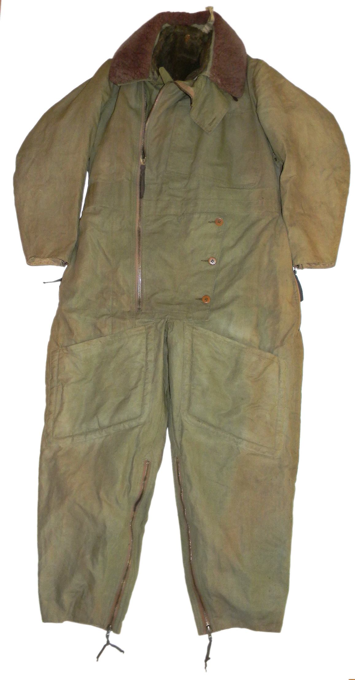 RAF 1930 pattern Sidcot Suit
