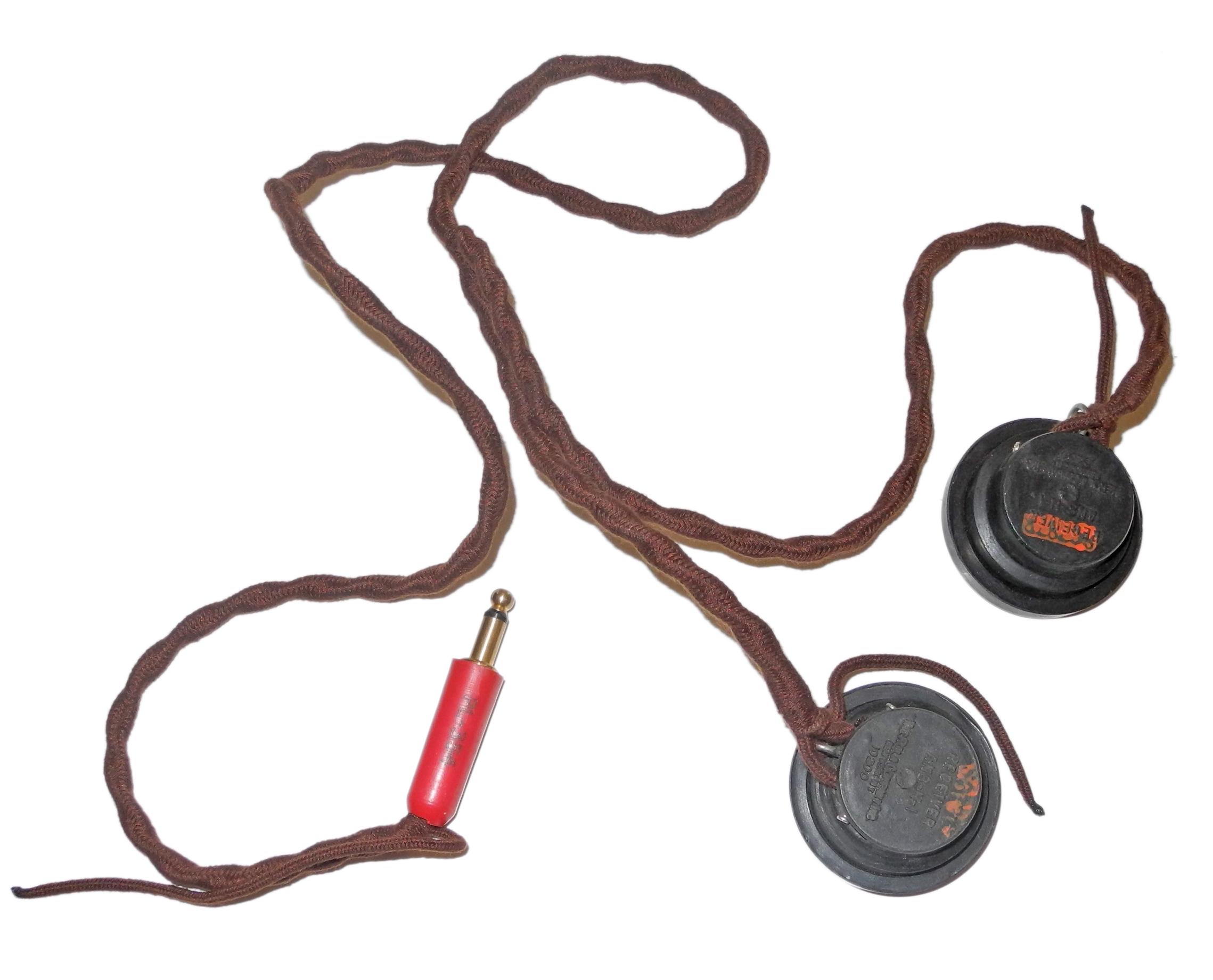 Working replica AAF HS-38 headset