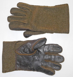 US Army wool/leather gloves