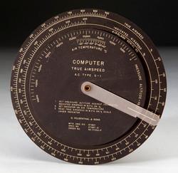 AAF navigator's True Airspeed Computor, Type G-1